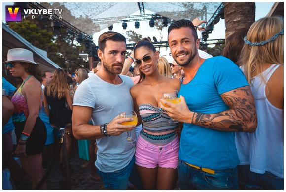 Duo Diamonds in Ibiza at Blue Marlin | ������ ���������� DJs �� ����� | I am vibes