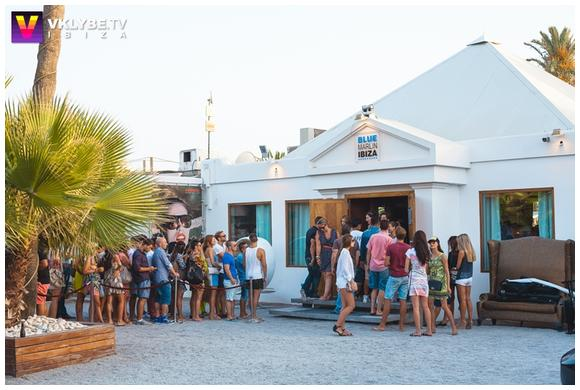 Duo Diamonds in Ibiza at Blue Marlin | ������ ���������� DJs �� �����
